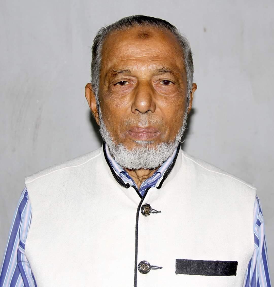 বগুড়ার বিশিষ্ট সাংবাদিক অধ্যাপক মোজাম্মেল হক তালুকদারের ইন্তেকাল