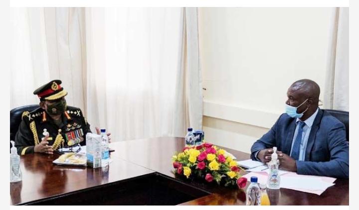 বাংলাদেশ ও সেনাবাহিনীর সঙ্গে উন্নত সম্পর্ক স্থাপনে আগ্রহ জাম্বিয়া