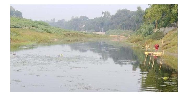 পরিক্রমায় বড়াল নদী টইটুম্বর যৌবন হারিয়েছে