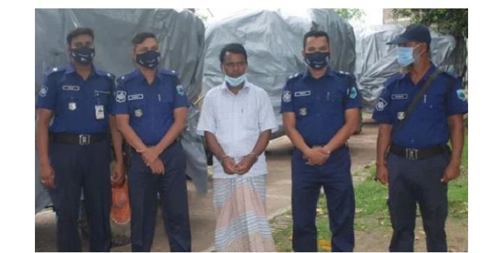 রাজশাহীতে গম কালোবাজারির মুলহোতা আতাউর আটক