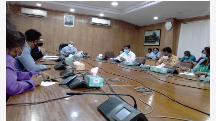 জেলা প্রশাসন লকডাউন দেবে- মন্ত্রিপরিষদ সচিব
