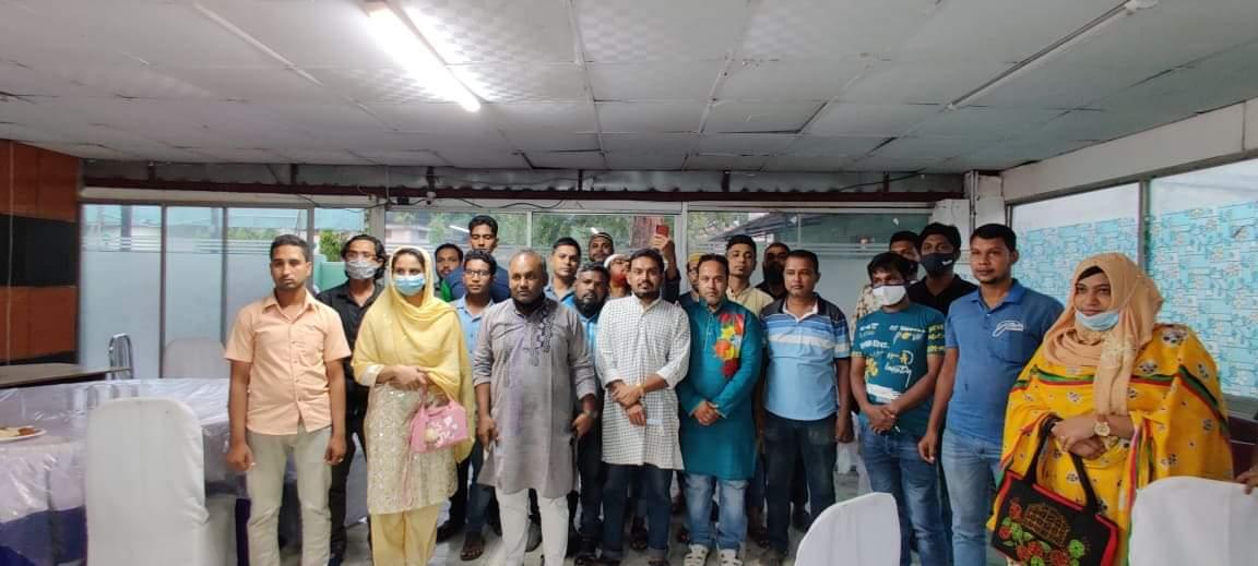 রাজশাহীতে আইএইচসিআরএফ'র ইফতার মাহফিল অনুষ্ঠিত