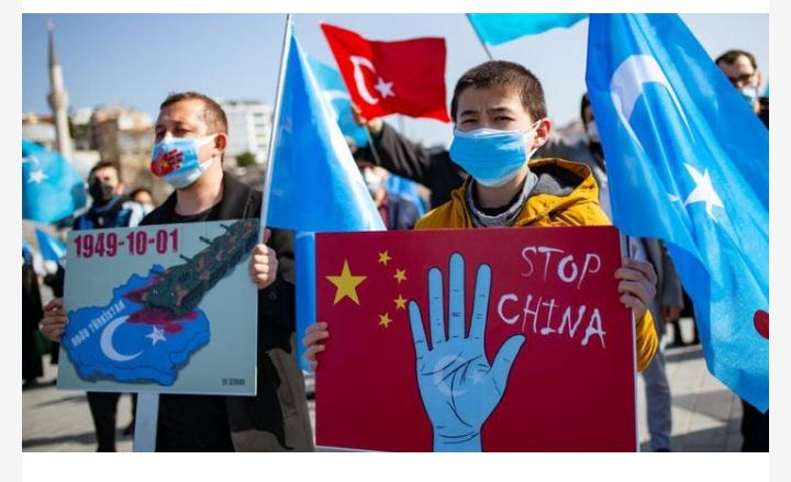 চীন মানবতার বিরুদ্ধে অপরাধ করছে