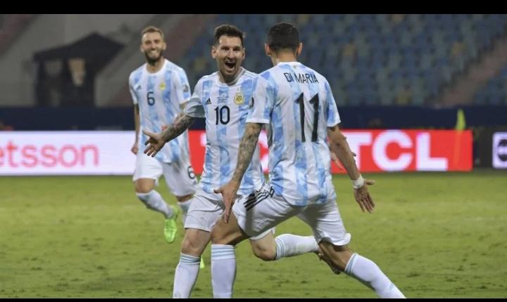 ইকুয়েডরের বিপক্ষে ৩-০ গোলের জয় লাভ আর্জেন্টিনার