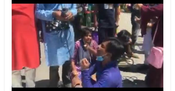 রাজশাহীতে শিক্ষাপ্রতিষ্ঠান খোলার দাবিতে করা বিক্ষোভে হামলা