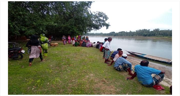 আত্রাই নদীতে নিখোঁজ স্বামী-স্ত্রীর মরদেহ উদ্ধার