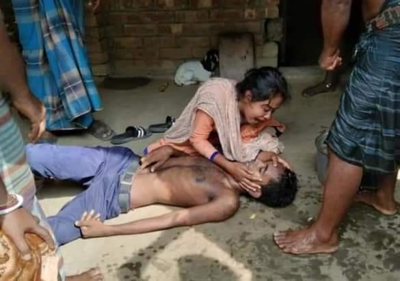নন্দীগ্রামে পূজার টাকা না পেয়ে কলেজ শিক্ষার্থীর আত্নহত্যা